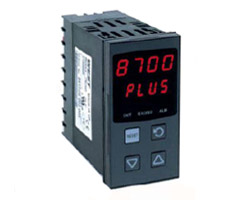 8700+™ 1/8 DIN Limit Temperature Controller